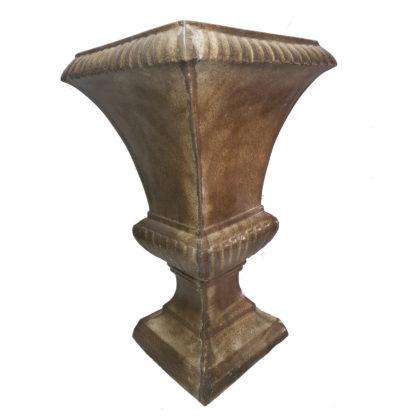 Ghiveci Polytan Roman, vintage, fibra de sticla, 78 x 44